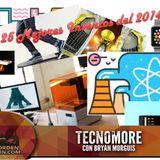 Programa del Jueves 25 -Dic - 14  de TecnoMore - DesordenComun.com