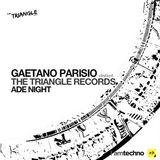 Gaetano Parisio playing @ The Triangle Records ADE Night