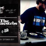 Ambar Music Presents. THE MAESTROS. DJ C-LTIK.  SEPTIEMBRE 2017.