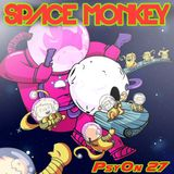 Space Monkey - PsyOn 27