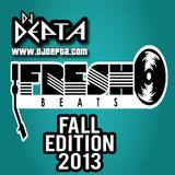 Fresh Beats (Fall 2013 Edition)