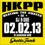 Beating The crates 20130202