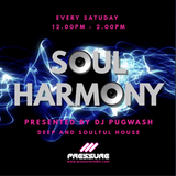 Soul Harmony 10th November live from Pressure Radio HQ with DJP.