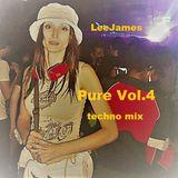 Techno Mix - LeeJames - Pure Vol. 4