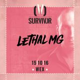 Lethal MG @ Survivor 2016