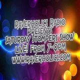 Saturday Stompers Cover Show - Raverholics Radio - 10-11-18