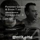 Fernando Calvillo & Stasik T @ MixOne FM -Afferent Sessions Ep 08- (October 4th, 2017)