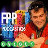 """FPP Podcast #26 - Futebol, Poker e Política com Sérgio """"Rugbywolf"""" Lopes"""