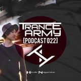 Trance Army Podcast 022 Hiroki Nagamine Guest Mix