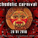 One Moment After My Magician Delivery @Psychedelic Carnival - Psytrance Mix