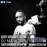 DJ Maintain - Lost Sounds Show 182