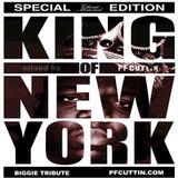 BIGGIE TRIBUTE MIX KING OF NEW YORK