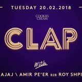 my CLAP! set