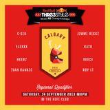 DJ C-SIK - Canada - Calgary Qualifier