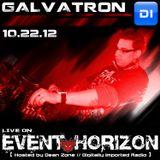 Galvatron Live on Event Horizon 10.22.12