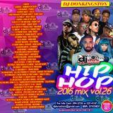Dj Donkingston presents Hip Hop MixVol. 26, 2016