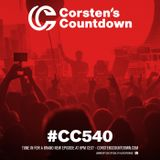 Corsten's Countdown - Episode #540
