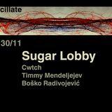 Cwtch b2b Timmy Mendeljejev @ Oscillate Invites Sugar Lobby - DOT Belgrade