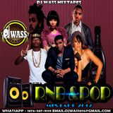 DJ WASS - RnB & POP_MIXTAPE_2017