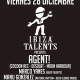 AGENT! ( Cocoon / Desolat / Moonharbour) Podcast for PACHA Ibiza Talents