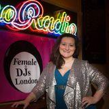 Female DJs London with Lady Love & DJ Liz Wheatley