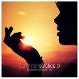 Summer Solstice 13 CD1: Day