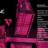 Maceo Plex - live at Audio Obscura x Mosaic Muziekgebouw (ADE 2017, Amsterdam) - 20-Oct-2017