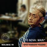 Oto Nova Japan 音の波: Mari* with Haruomi Hosono // 06-08-18