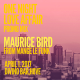 Maurice Bird from Mange Le Funk - One Night Love Affair Promo Mix 1st April 2017