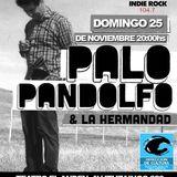 CUÑA RADIAL DEL RECITAL DE PALO PANDOLFO EN TRES ARROYOS. REALIZADO POR: AUTOPISTA LIVE TRIP . IR.