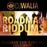 ROADMAN RIDDUMS - GRIME x UKRAP #WaliasWeekly @djwaliauk