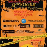 Danny Oh - Halloween Spooktacular Party 2014 on 1 MIX Radio