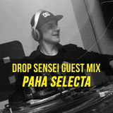 Drop Sensei Guest Mix - Paha Selecta