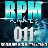 ROMAK PRESENTS - BPM NIGHTS 011