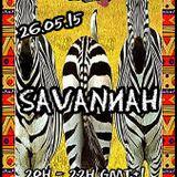 La Selva Radioshow - 26/05/2015: DJs:Silly Tang - SAVANNAH - Coconutah