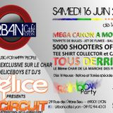 LIVE S.ROSS for DELICE@CHAR URBAN CAFE GAY PRIDE LYON 2012