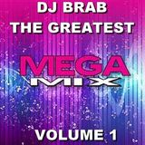DJ Brab - The Greatest Megamix Vol 1 (Section DJ Brab)
