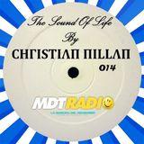 THE SOUND OF LIFE BY CHΓISTIΛΠ ΠILLΛΠ (MDT RADIO)-PROGRAMA 014