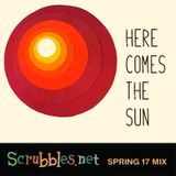 Here Comes the Sun: Scrubbles.net Spring 2017 Mix