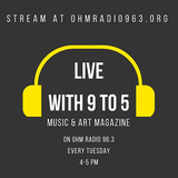 Live with 9-5 8-13-2019 Chris Wilcox and The Boys