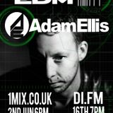 074 The EDM Show with Alan Banks & guest Adam Ellis
