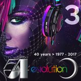 Studio 54 Evolution - Mix 3  [40 years > 1977-2017]