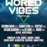 Svetec @ World Vibes Festival, Swing Club - Porto, Portugal (07.06.2014)