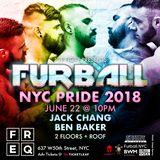 Furball Pride: Jack Chang LIVE SET NYC 2018