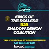 Kings Of The Rollers & Bassman & Trigga - Raveology Award Winners Party