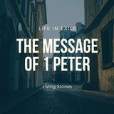 Living Stones - 1 Peter 2: 4-10