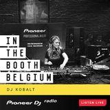 In The Booth Belgium - DJ Kobalt
