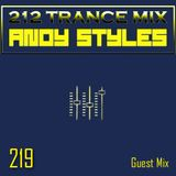 212 Trance Mix Ep 219 (Andy Styles Guestmix)