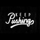 "DJ ROBBY CLARK ""KEEP PUSHING"""