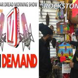 THE MORNING RIDE REGGAE SHOW with GOSPEL LOVERS REVIVAL ROOTS & DANCEHALL @VIBESFM.NET 2ROCKSTONE!!!
